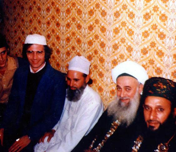 Hazrat Khwaja Sufi Muhammad Aslam (RA) | Naqshbandiyya